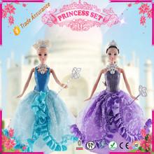 11.5 Inch Doll Beautiful Doll Dress For Fashion Child Toy