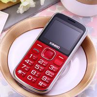 CDMA 800Mhz phone eldery large keypad big battery flashlight mobile phone