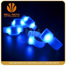 Concert event supplies Remote Controlled Led Bracelet, Flashing In The Dark Wholesale in China Silicone Led Bracelet