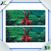 customized 3D animal printing photo /3D lenticular printing picture/3d plastic printing