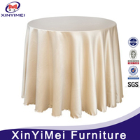 popular style seamed edge tablecloth