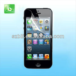 Manufacturer price accessories warehouse for iphone 5S screen protector