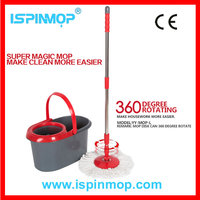 ISPINMOP Hot sell spin dry cleaning mop supplies