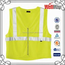 men work vest security vest high visibility vest
