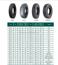 Bias truck Tyre 1000-20 825-16 750-16 825-16 Truck Tire Best price 7.50-16 Light Truck Tyre
