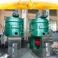 CE certificated automatic linseed oil making machine