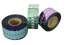 pet thermal lamination film/vacuum film/vacuum pack roll