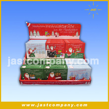 Flat Pack Gift Musical Box, Small Christmas Paper Musical Box, Empty Gift Musical Box for Holiday Sale