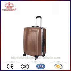 girl new trend high quality cheap price abs luggage set