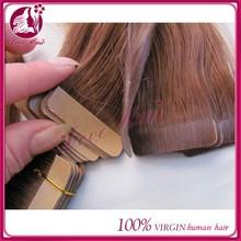 Wholesale Tape hair extension, Top Brazilian Virgin Hair, aliexpress brazilian hair