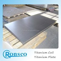 high quality price titanium plate for hho generator