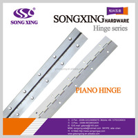 72 inch long piano hinge with stainless steel material