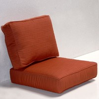 High end square polyester fabric sofa seat cushion with back cushion