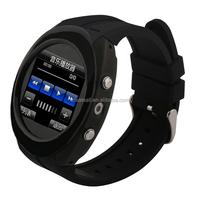2015 Bluetooth/Agps/Waterproof Multimedia Calculator Smart Watch Phone