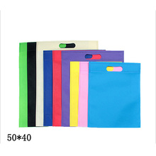 East Fashion wholesale reusable non woven shopping bag