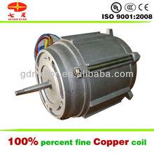 Electric shaded pole fan motor