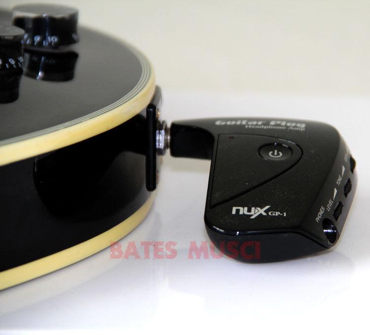 Headphone Amp Guitar Bass Guitar Plug Headphone Amp