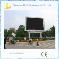 new innovation technology product p10 full color advertising outdoor jumbo led screen