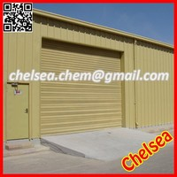 Large opening suitable rolling gate industrial type