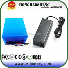24v Long Lifespan and High Stability 20Ah Rechargeable Lithium-ion Battery Pack