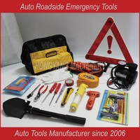 car emergency kit auto roadside kit car emergency tools