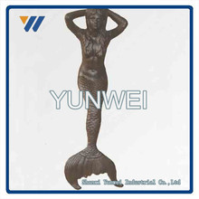 Customized High Quality Style Beautiful Decorative Cast Iron Arts