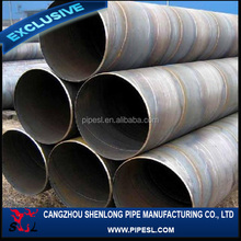 API 5L Spiral Pipeline X60 PSL2 gas spiral pipeline,X-46 Spiral Pipeline,Oil & Gas transportation spiral steel pipe