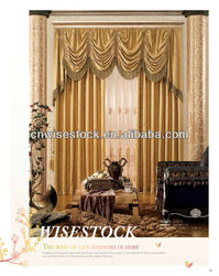 European Style Curtains