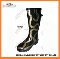 Last Fashion Rubber Boots for Women
