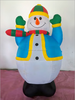 Cheap Inflatable Christmas/Custom Inflatable Snowman Outdoor Decoration
