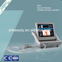 high intensity focused ultrasound HIFU Face lift /skin rejuvenation beauty machine