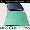 Various color heavy duty gym rubber floor carpet, SBR rubber mats
