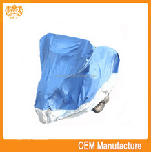 double colour 190t 150cc motorcycle cover,super waterproof motorcycle cover at factory price