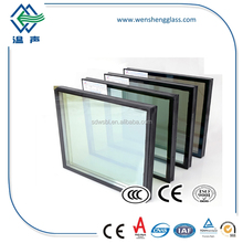 energy saving low-e glass for sunlight room