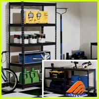 sheif rack for tools,metal boltless rivet shelving rack,warehouse used shelf