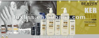 High quality keratin volumizing shampoo herbal hair care