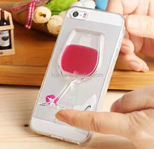 2 in 1 3D mobile phone case with back stand for iphone