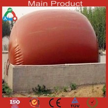Red Mud Bio Gas Production PVC Biogas Plant Small Home Use Food waste 1.0mm PVC Soft digester
