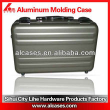 small and light aluminum attache case women