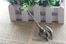 lol weapon model, the game League of Legends for Desert of death weapon key ring(SWTMD1529)