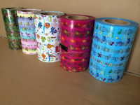 Lovely PP frontal tape adhesive for baby diaper