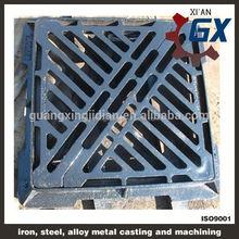 Rectangular decorative steel grates for sale