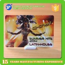 Plastic PVC Sample Visiting Card