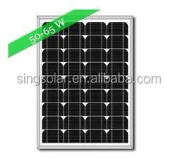 12V 60W Polycrystalline Solar Panel SFM5036