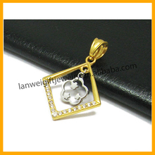 Professional Factory Manufacture Latest Design Novelty Gold Jewelry