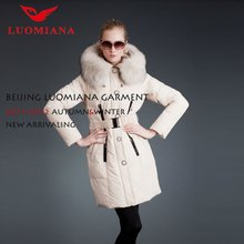 2012 HOT LUOMIANA 811D026 fashion down jacket