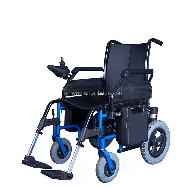 Electric Wheelchair Folding Brushless