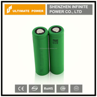 Best price authentic sony vtc3 in rechargeable batteries sony 18650 vtc3 for e- cig