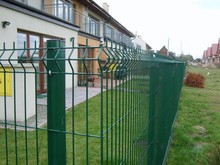 Anping XiangMing company provides welded safety mesh fence