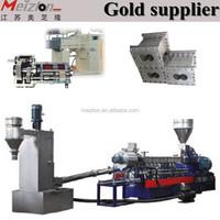 Plastic granules production line & machine suppiler/small business machines and equipment/plastic granules price